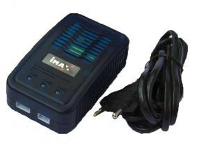 ...интеллектуальное зарядное устройство для заряда литий-полимерных.